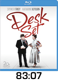 Desk Set Blu-ray Review