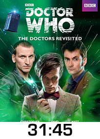 Dr Who w time
