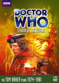 Dr. Who Terror of the Zygons