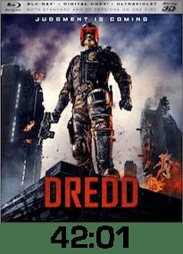 Dredd Blu-ray Review