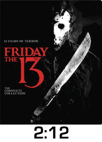 Friday the 13th Collection Blu-ray Review