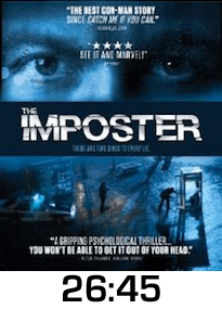 Imposter DVD Review