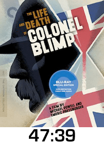 Life and Death of Colonel Blimp Blu-ray Review