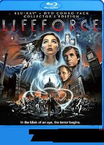 Lifeforce Blu-ray Review