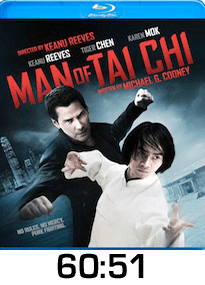 Man of Tai Chi Blu-ray Review