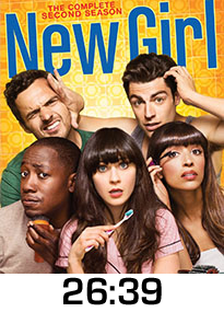 New Girl w time