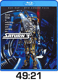 Saturn 3 Blu-ray Review