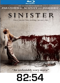 Sinister Blu-ray Review