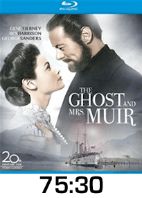 The Ghost and Mrs Muir Blu-ray Review