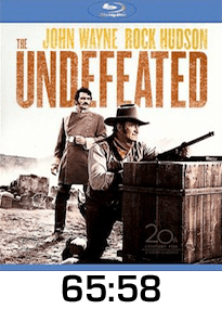The Undefeated Blu-ray Review