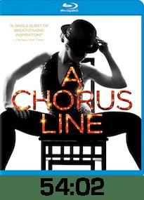 A Chorus Line Blu-ray Review