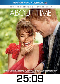 About Time Blu-ray Review