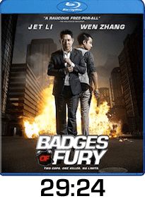 Badges of Fury Blu-ray Review
