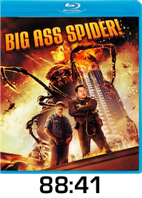 Big Ass Spider Blu-ray Review