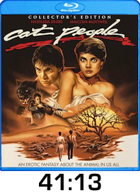 Cat People Blu-ray Review