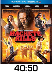 Machete Kills Blu-ray Review