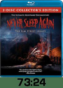 Never Sleep Again Blu-ray Review