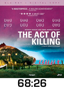 The Act of Killing Blu-ray Review