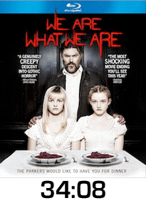 We Are What We Are Blu-ray Reviews