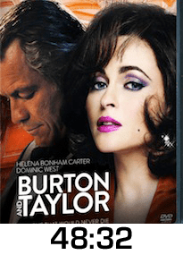 Burton and Taylor Blu-ray Review