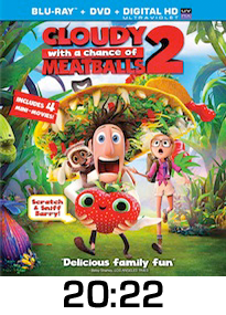 Cloudy 2 Blu-ray Review