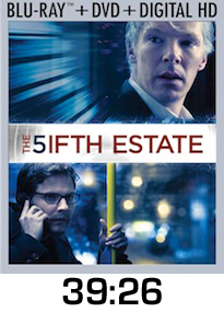 Fifth Estate Blu-ray Review