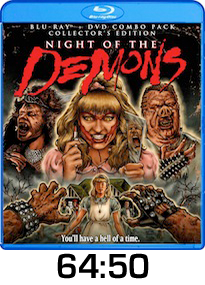 Night of the Demons Blu-ray Review