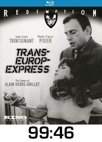 Trans Europe Express w time