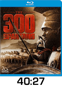 300 Spartans Blu-ray Reviews