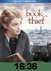 Book Thief w time