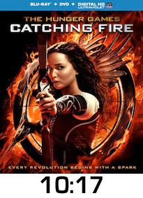 Hunger Games Catching Fire w time