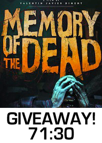 Memory of the Dead DVD Review