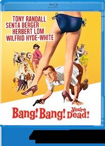 Bang Bang You're Dead Blu-ray Review