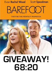 Barefoot DVD Review