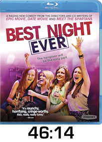 Best Night Ever Blu-ray Review
