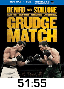 Grudge Match Blu-ray Review