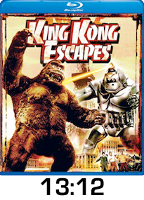 King Kong Escapes Blu-ray Review