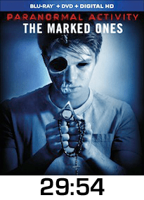 Paranormal Activity Marked Ones Blu-ray Review