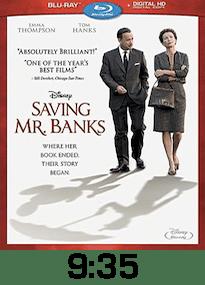 Saving Mr Banks Blu-ray Review
