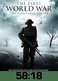 First World War w time