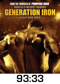 Generation Iron w time