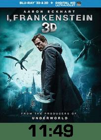 I Frankenstein w time