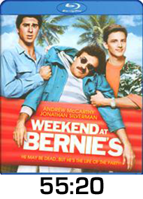 Weekend at Bernie's Blu-ray Review