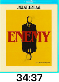 Enemy Bluray Review