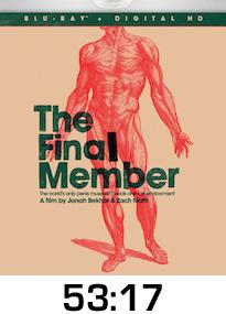 Final Member Bluray Review