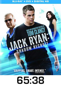 Jack Ryan Bluray Review