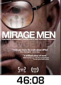Mirage Men DVD Review