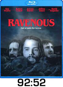 Ravenous Bluray Review