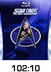 Star Trek TNG Season 6 Bluray Review