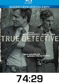 True Detective Bluray Review